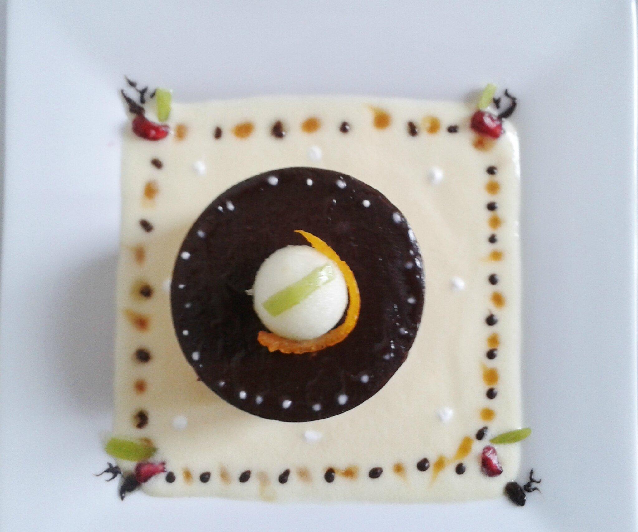Crêpe spécial chandeleur 4( la crêpe au chocolat revisité par le chef Custos)