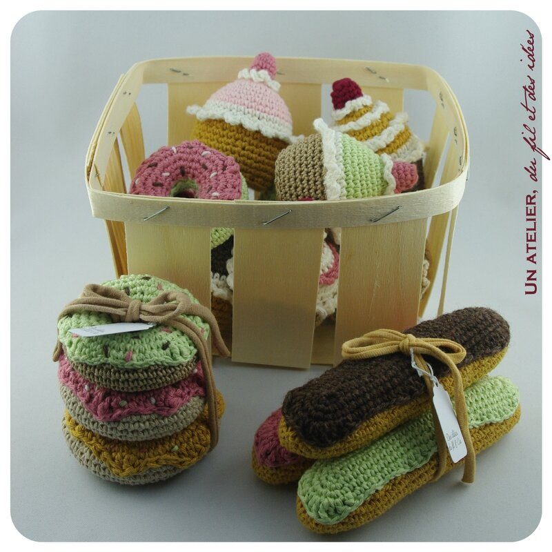 patisseries crochet0