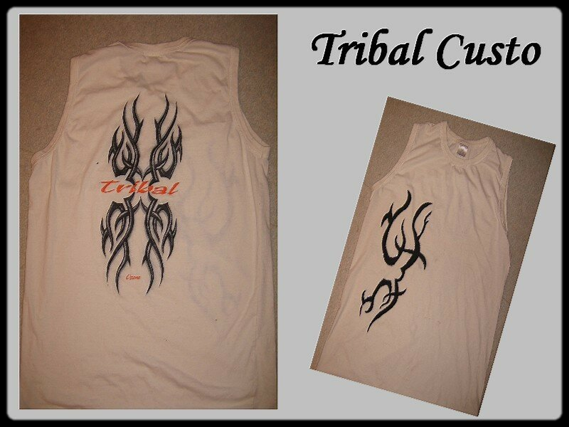 tribal custo
