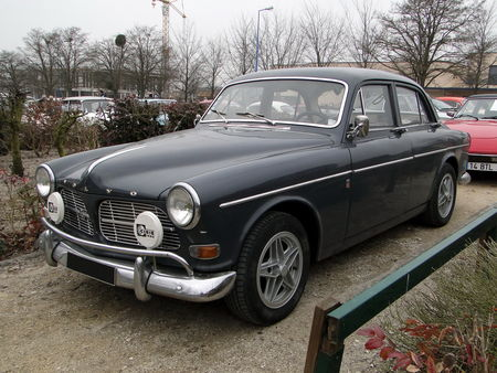 VOLVO 122 S Berline 1956 1970 Salon Champenois du Vehicule de Collection de Reims 2010 1