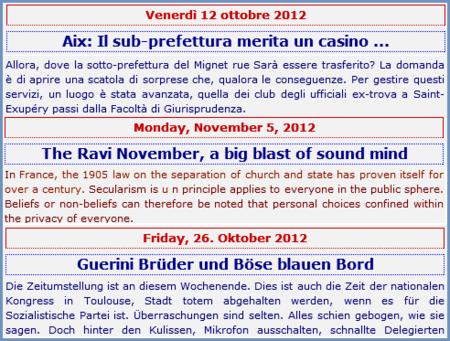 blog traduit
