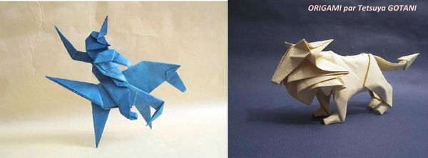 Origami Tetsuya GOTANI