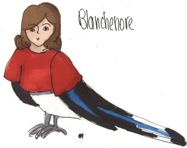 Blanchenore