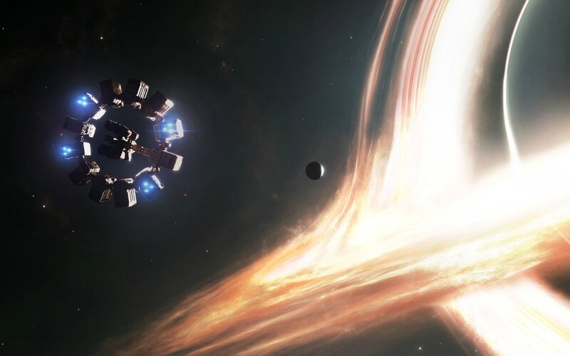 Endurance-Spaceship-Interstellar-Movie-Background