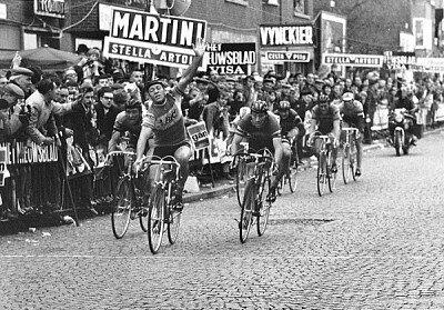 éric leman 1er tour des flandres 1972