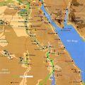 En route vers l'egypte !