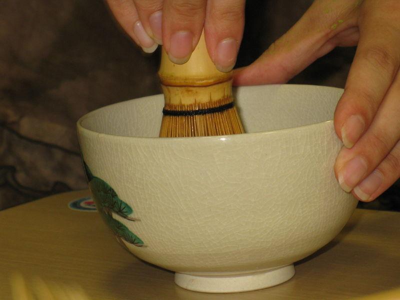 cérémonie de thé (step 2)