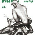 Tom if Finland, Sight seeing