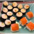 Makis avocat / saumon