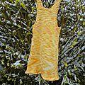 Robe coton Colorado