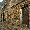 Pérouges ruelle_6570