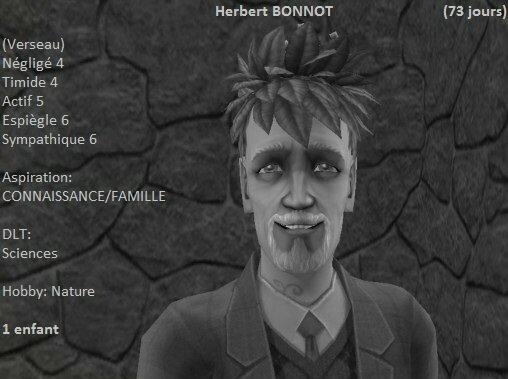 Herbert Bonnot (73 jours)