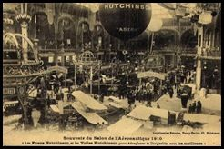 Salon aeronautique 1910