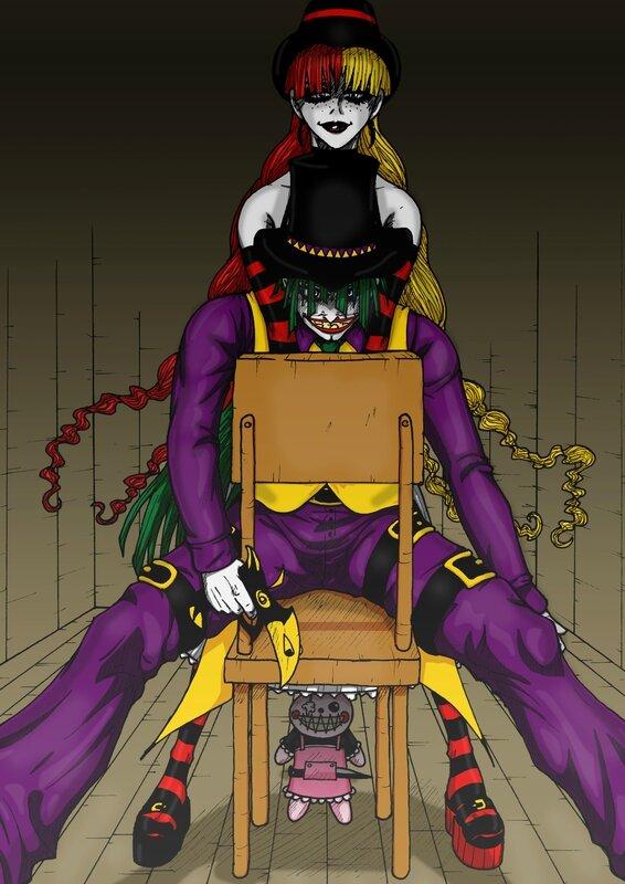 Joker and Harley Quinn 03