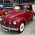 Fiat topolino 500 c-1949