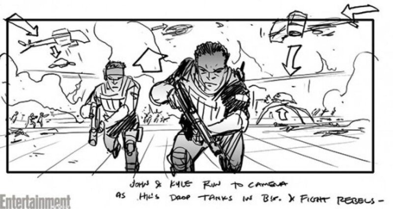 Terminator Genisys (storyboard) (2)