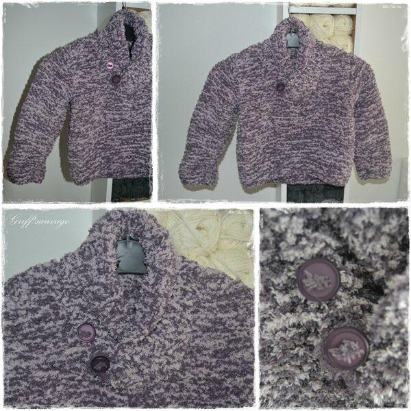 pull violet nana