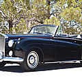 1961 rolls-royce silver cloud ii drophead coupe by mulliner-park ward