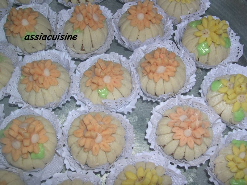 Kefta moderne les recettes de assia - Decoration gateau traditionnel algerien ...
