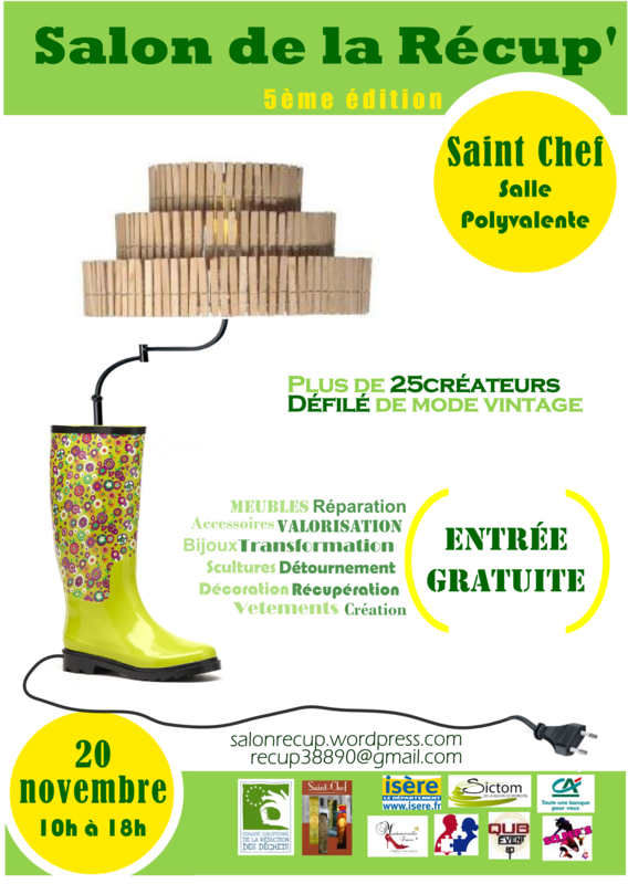 201609 Salon de la récup' - Affiche version vf