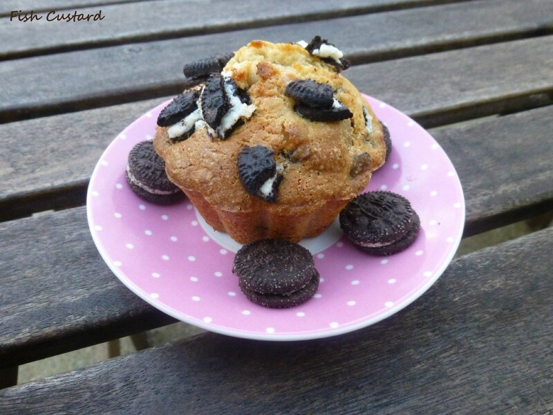 Muffins aux Oreo (10)