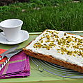 Tarte aux amandes de Babsie Steiger 