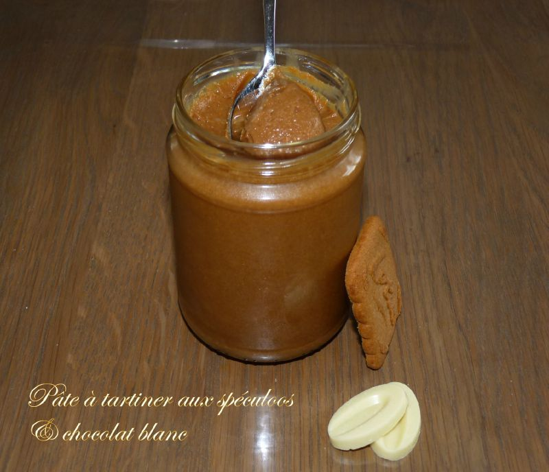 pate a tartiner aux speculoos