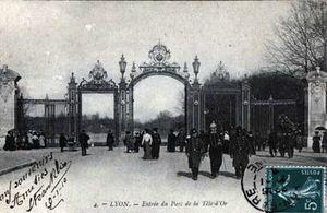 cartes-postales-photos-Entree-du-Parc-de-la-Tete-d-Or-LYON-69003-3828-20070913-6p4c9q8b3y2c6c0j8u0w