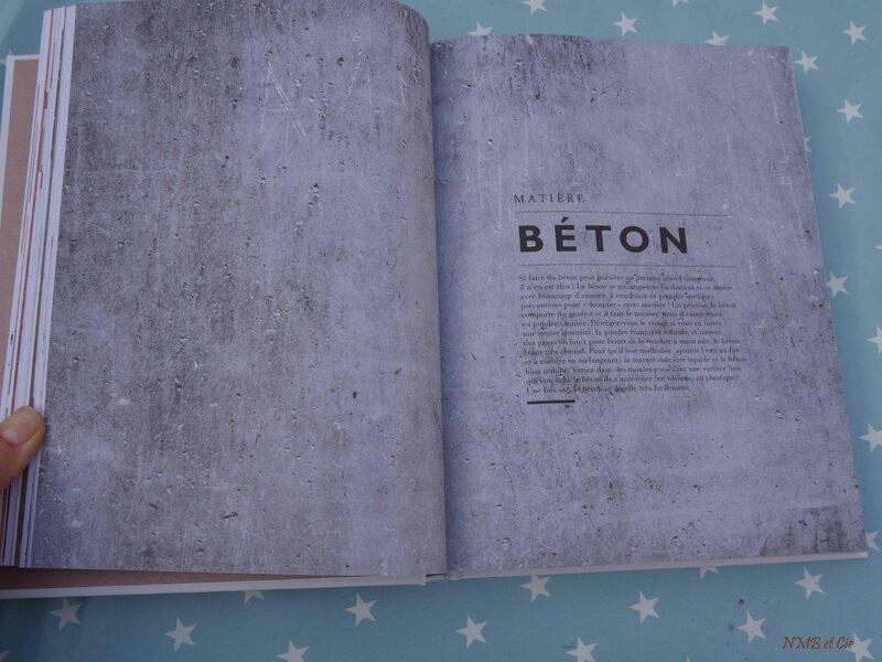 Béton - Le Grand Livre du DIY