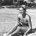 Romy en 1956