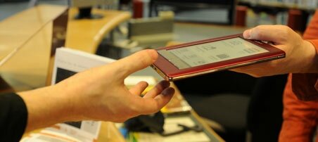Plus d'E-books, moins d'amendes