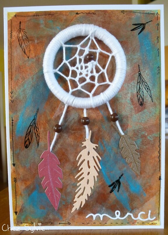 Carte 135 Dreamcatcher