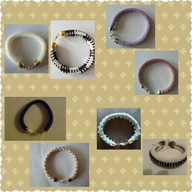 mix de bracelet