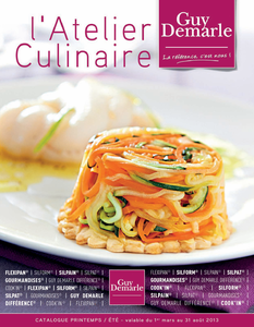 catalogue été 2013