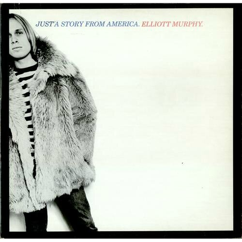 Elliott+Murphy+-+Just+A+Story+From+America+-+LP+RECORD-417489