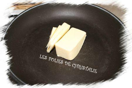 Beurre noisette 1
