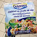 Cocktail de fruits de mer odyssee - 9/10