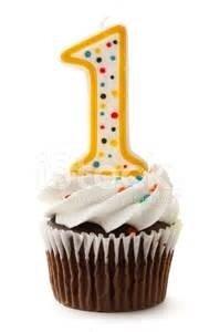 Gateau anniversaire blog 1 an