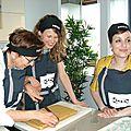 Compet ikéa...les recettes: (1) carrot cake & pelures de carottes confites