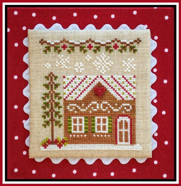 gingerbread house 7