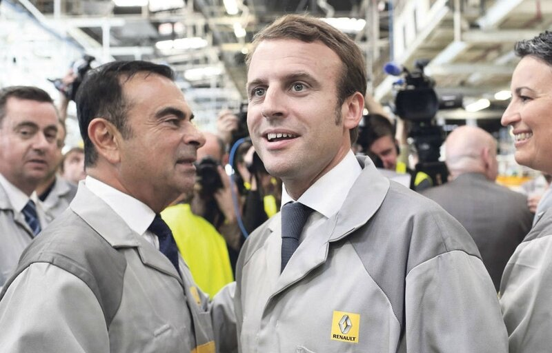 dream higher macron