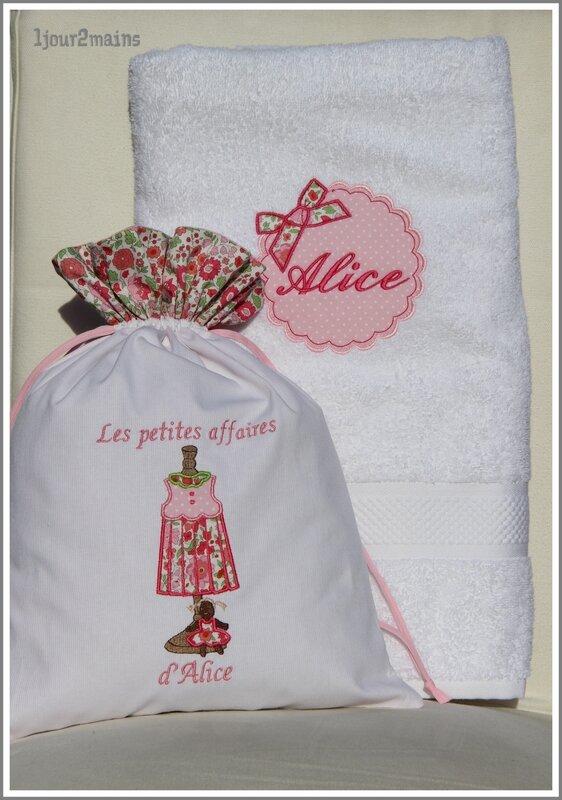 kit naissance Alice