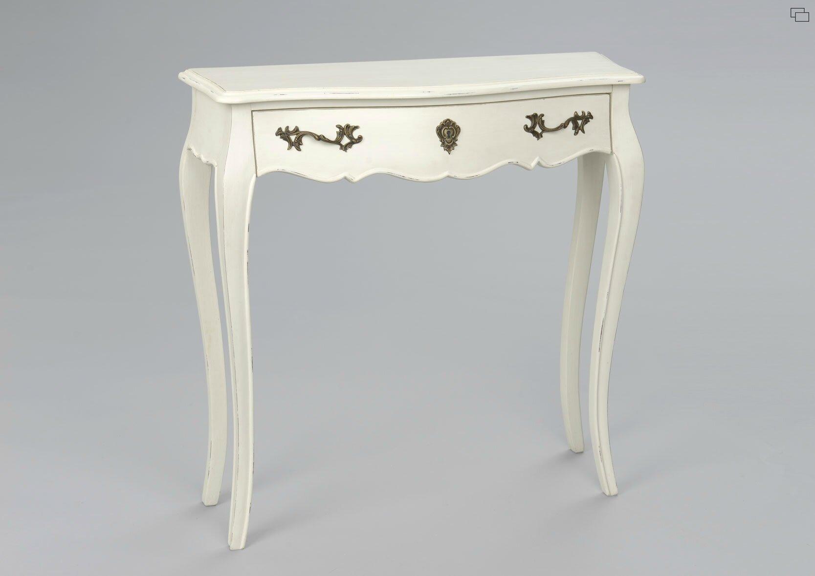 Console baroque chez amadeus meubles et d coration - Modele de coiffeuse de chambre ...