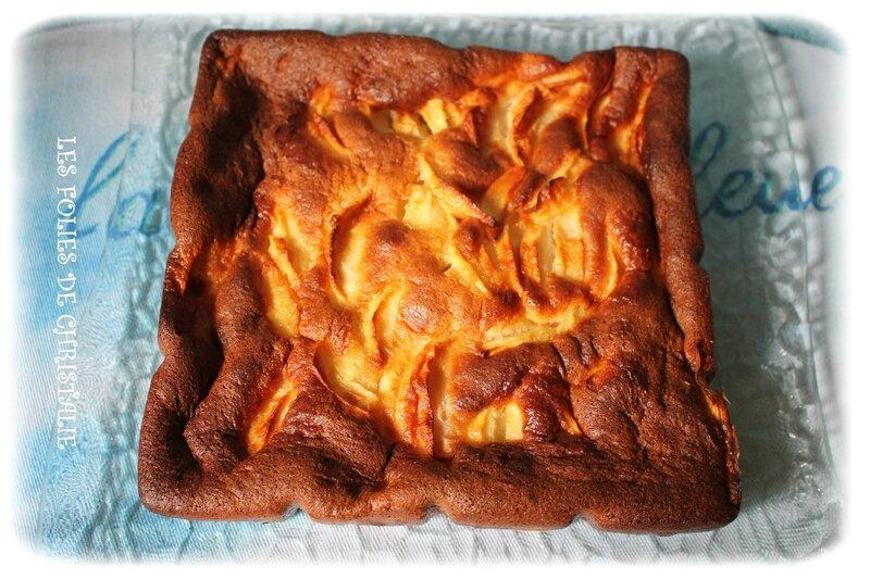 Gâteau LCS pommes 7