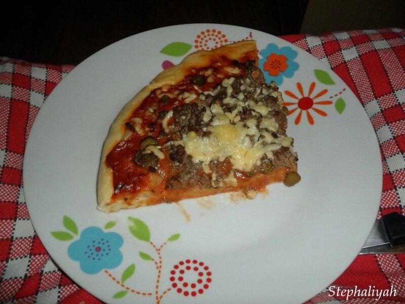 Pizza américaine - 5