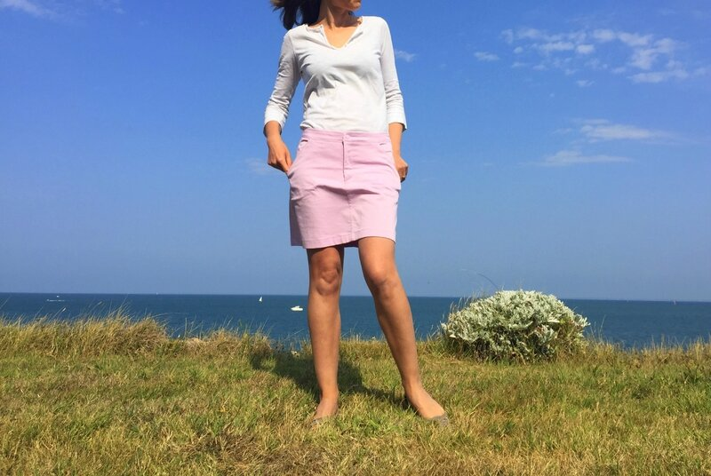 Moss mini skirt (3)