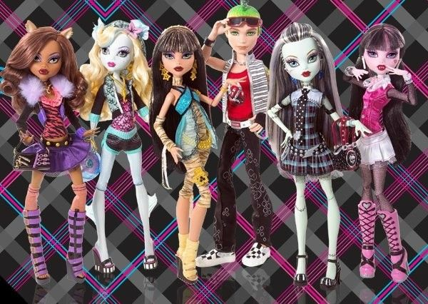 comment reparer une monster high