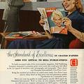 1954 publicité champion-international company