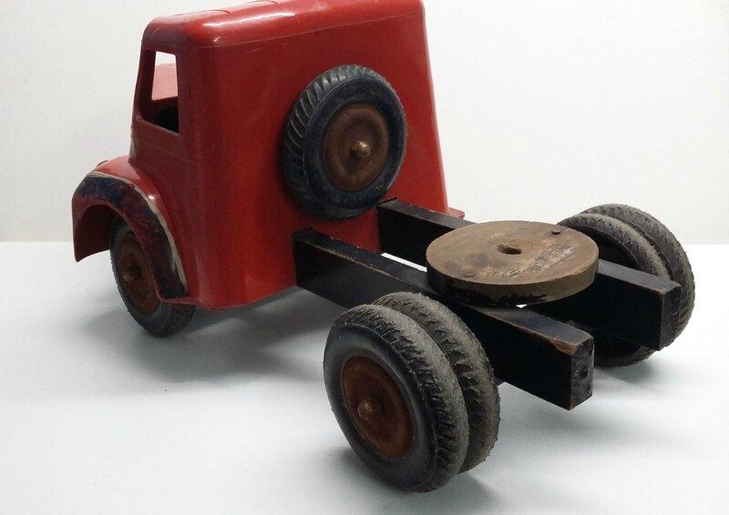 Berliet Tracteur bois (3)