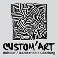 Logo custom'art